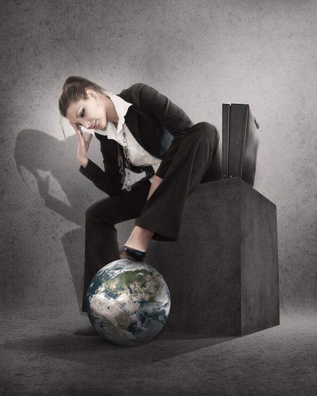 Sair do Brasil é sempre uma decisão de muitas renúncias e, a carreira pode ser uma delas. © Muladhara | Dreamstime.com
