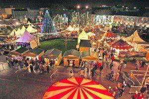 Agenda cultural de Natal na Irlanda saindo do forno
