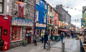 Como é viver na cidade de Galway, na Irlanda?