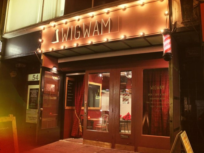Wigwam sedia festa dedicada ao Hip-Hop. Foto: Facebook