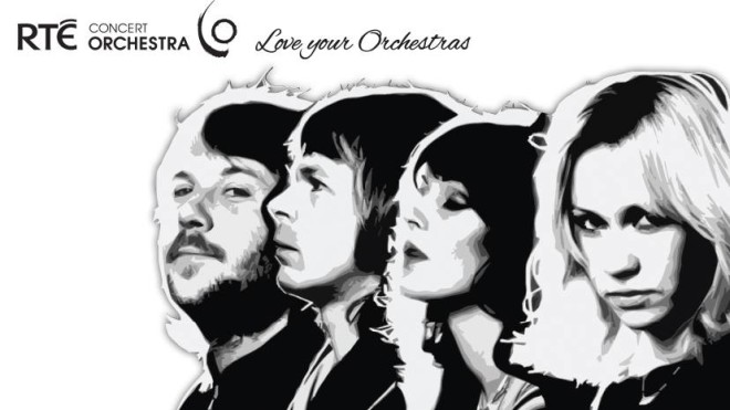 RTE Orquestra apresenta os principais sucessos do ABBA. Foto: Facebook