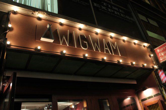 Wigwam vi ter apresentações de comédia em janeiro. Foto: Wigwam