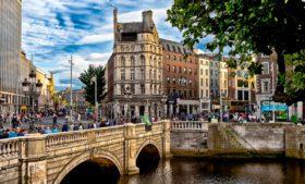Dublin é eleita uma das 10 melhores cidades do mundo para se morar