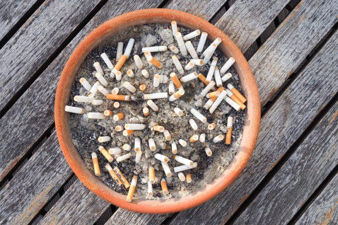 Fumar na Irlanda pode pesar no bolso e no seu intercâmbio. © Thidarat Petprasom | Dreamstime.com