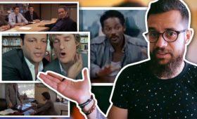 Analisando entrevistas de emprego em filmes