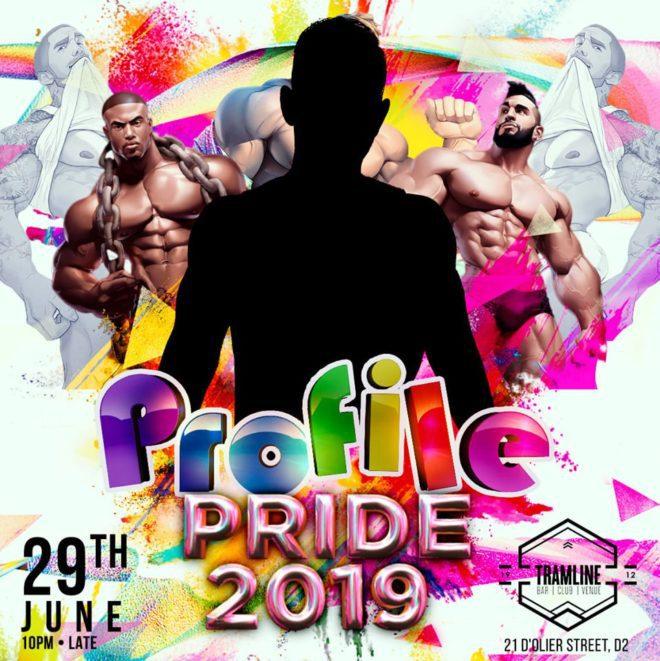 A Profile Pride acontece no dia 29, a partir das 22h e não tem hora para acabar. Foto Divulgação