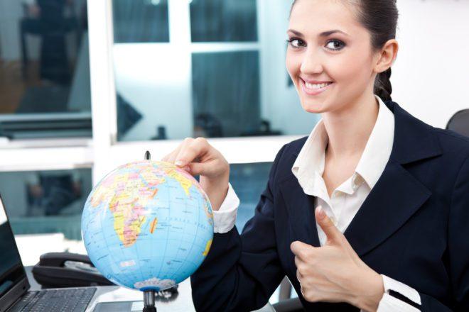 Poder trabalhar ainda é uma das grandes vantagens da Irlanda. ©Igor Mojzes|Dreamstime.com
