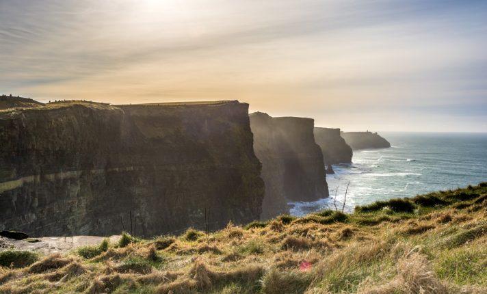 Irlanda vai revitalizar área do Cliffs of Moher