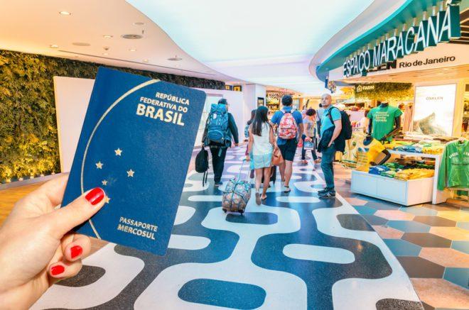A solicitação do visto para Nova Zelândia deve ser realizada no Brasil. © Brasilnut   Dreamstime.com