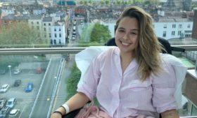 Estudante brasileira atropelada por caminhão em Dublin quer voltar para o Brasil