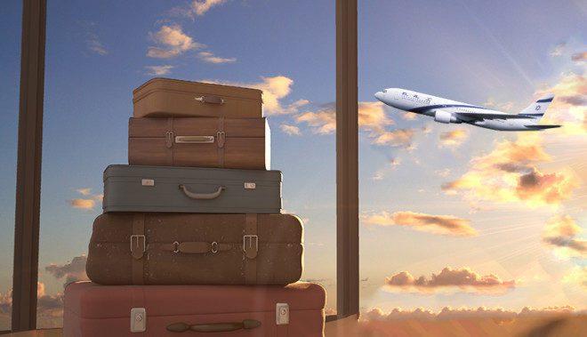 As passagens aéreas no verão são sempre mais caras. Foto: Elal