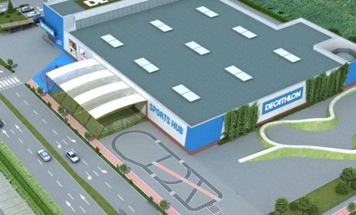 Loja esportiva Decathlon será inaugurada em Dublin e recruta staff
