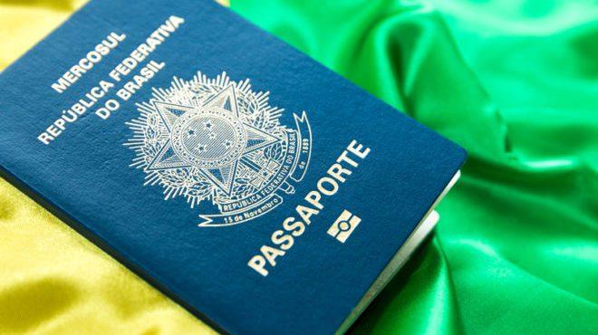 Como fazer um novo passaporte brasileiro na Irlanda?