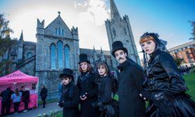 Bram Stoker Festival abre temporada de Halloween em Dublin