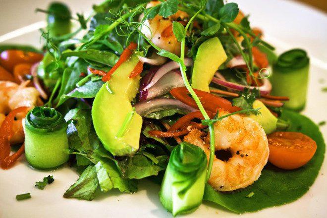 Restaurante com ótima qualidade e barato na Irlanda. Reprodução: Green 19