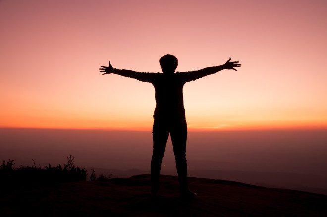 Permita-secelebrar a realização do seu sonho. Foto: Shutterstock