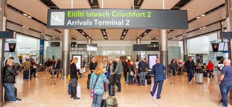 Como receber uma visita na Irlanda — Carta Convite