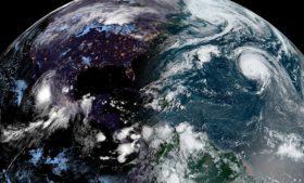 Irlanda deve emitir alerta sobre tempestade Lorenzo nesta quarta-feira