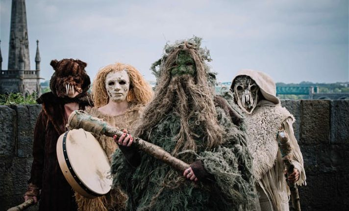 Como o Halloween nasceu na Irlanda?