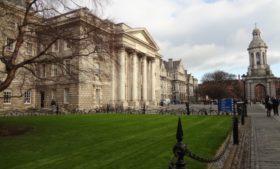 Já pensou em estudar na Trinity College?