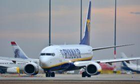 Ryanair faz promoção com voos a partir de € 4,99 até a meia-noite desta sexta
