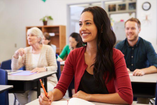 O exame de Cambrigeé é considerado um dos mais difíceis de compreender. © Monkey Business Images   Dreamstime.com
