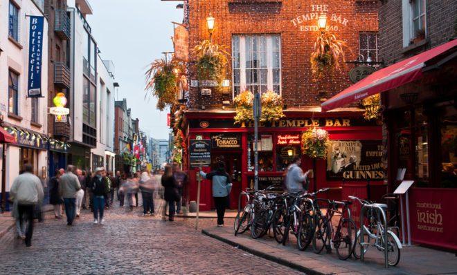 A Irlanda é o quinto país escolhida por brasileiros para intercâmbio.© Attila Tatár | Dreamstime.com