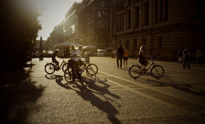 Nova lei deve proteger ciclistas nas ruas da Irlanda