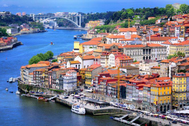 Portugal é um dos destino favoritos entre os brasileiros. © Xantana   Dreamstime.com