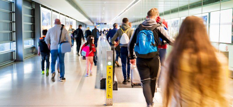 Covid-19: formulário localizador de passageiros será 100% online