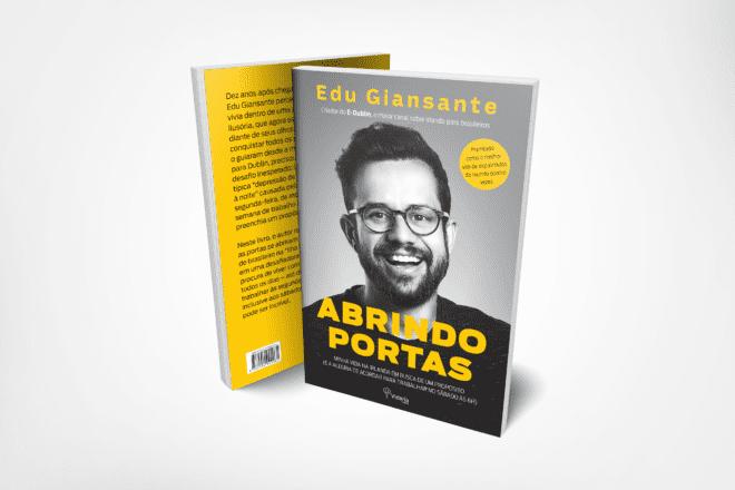 Livro Abrindo Portas por Edu Giansante