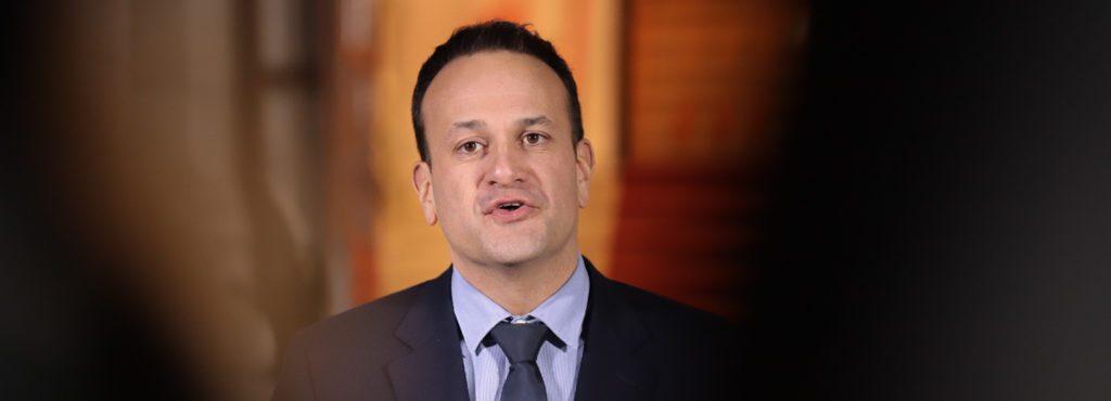 Irlanda anuncia 'lockdown' durante duas semanas