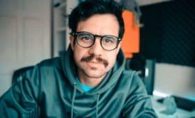 Edu Giansante inicia lives sobre carreira no exterior