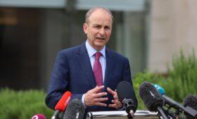 Lockdown Nível 5 na Irlanda: restrições a partir de 24 de dezembro