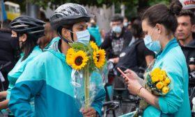 Brasileiros homenageiam Thiago Côrtes em seu 1º aniversário de morte
