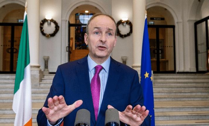 Covid-19: após recorde de contaminações, Irlanda entra em 'full lockdown' à meia-noite