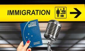 Perguntas mais comuns feitas na imigração – E-Dublincast (Ep. 97)