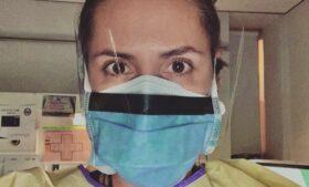Covid-19: enfermeira brasileira é imunizada na Irlanda