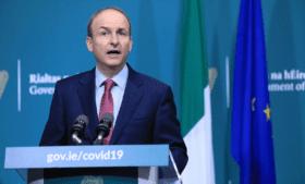 Aprovada quarentena obrigatória para quem chegar à Irlanda