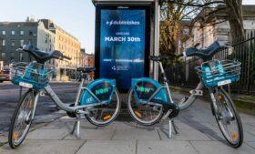 Dublinbikes anuncia lançamento de bicicletas elétricas