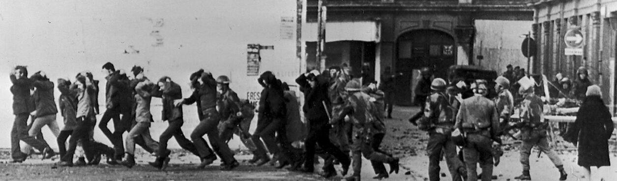 O que foi o Domingo Sangrento (Bloody Sunday) na Irlanda?