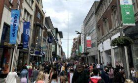 Com medo de 4ª onda, governo irlandês pode impor 'lockdown local'