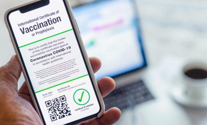 Digital Covid Certificate começa funcionar na Irlanda na segunda, 19/07