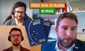 Informações oficiais sobre emissão de vistos para brasileiros na Irlanda