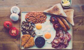 Conheça dez comidas típicas de Londres
