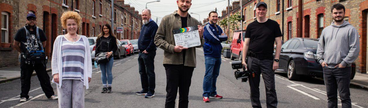 Ator brasileiro ganha prêmios com curta-metragem feito na Irlanda