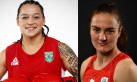Olimpíadas: Brasil enfrenta Irlanda na final do boxe feminino
