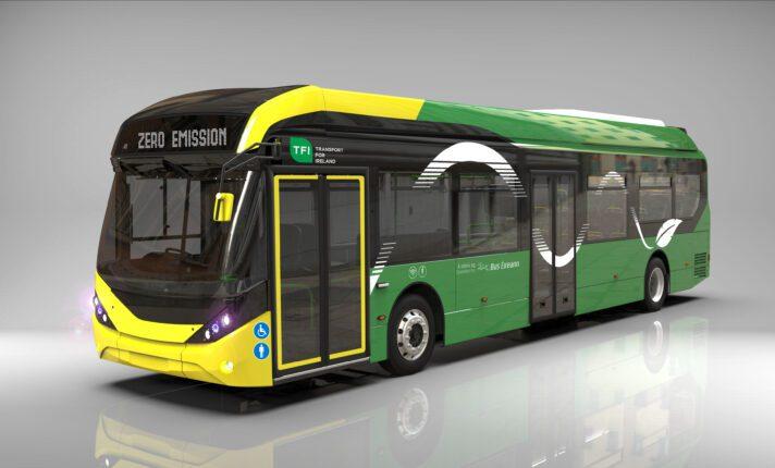 Irlanda vai criar frota de ônibus elétricos em 2022