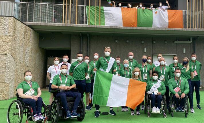 Irlanda participa da Paraolimpíadas de Tóquio com 29 atletas