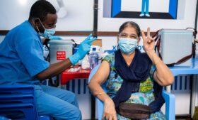 Irlandeses doam 1 milhão de vacinas à Unicef